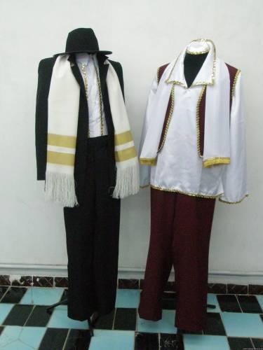 Еврейский костюм